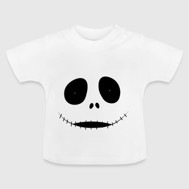 scary face - Baby T-Shirt