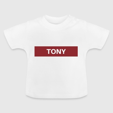 tony - Camiseta bebé