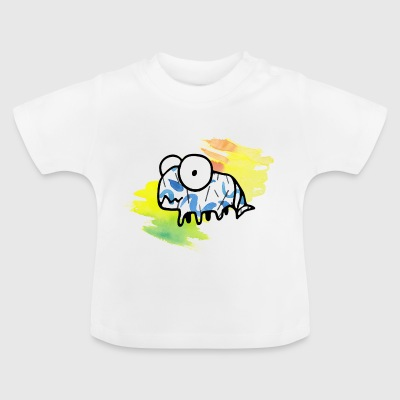 strange watercolor - Baby T-Shirt