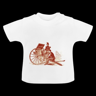 cannon - Baby T-Shirt