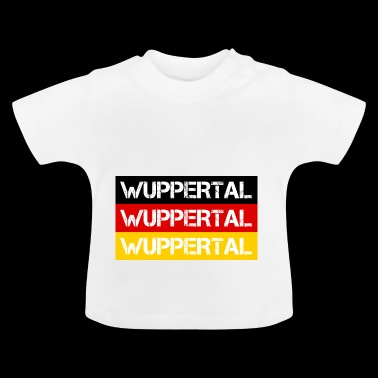 CITY WUPPERTAL, GERMANY - Baby T-Shirt