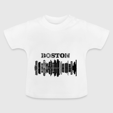 Boston - Baby-T-shirt