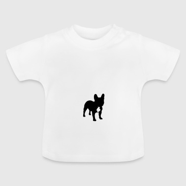 Bulldog-Lover - Baby T-Shirt
