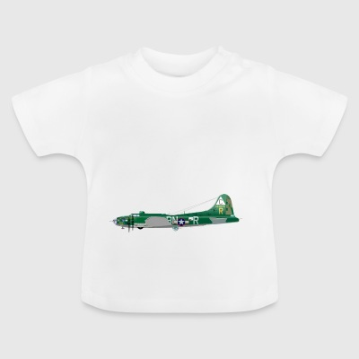fighter aircraft - Baby T-Shirt