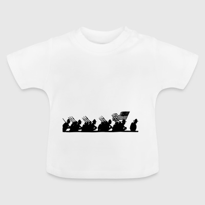 soldiers - Baby T-Shirt