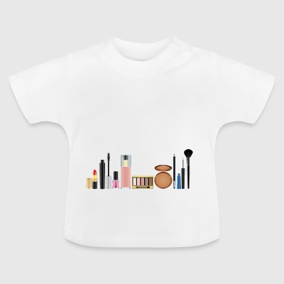 Make up - Baby T-Shirt