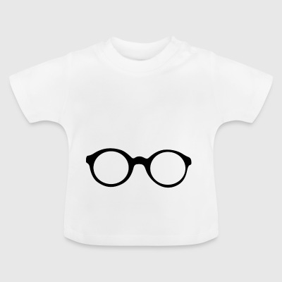 glasögon - Baby-T-shirt