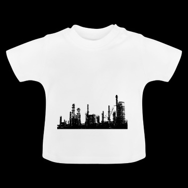 Oil refinery - Baby T-Shirt