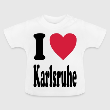shop karlsruhe baby shirts online spreadshirt. Black Bedroom Furniture Sets. Home Design Ideas