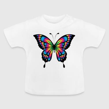 Großartig Buchstabe B Schmetterling Färbung Seite Galerie - Entry ...