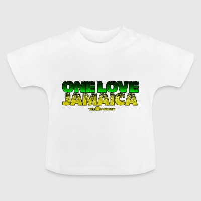 One Love Jamaica - Camiseta bebé