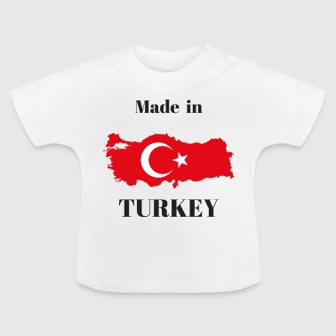 in der Türkei - Baby T-Shirt