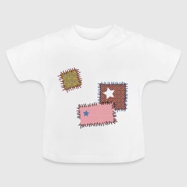 suchbegriff 39 flicken 39 baby t shirts online bestellen spreadshirt. Black Bedroom Furniture Sets. Home Design Ideas