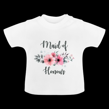 Maid of Honour. Hen Party. Bridesmaid. Hen do.Sale - Baby T-Shirt