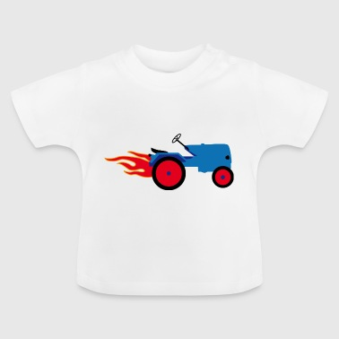 bulldog builders shop tow truck baby clothing online spreadshirt 1353