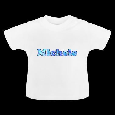 Navn: Michele - Baby T-shirt