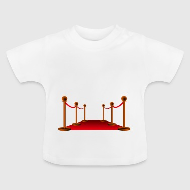 Red carpet - Baby T-Shirt