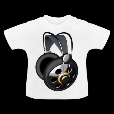 Audio headphones - Baby T-Shirt