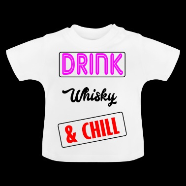 whisky b - Baby-T-shirt