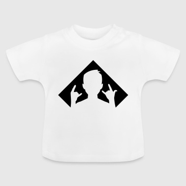 A rebellious boy - Baby T-Shirt