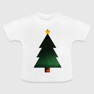 Galaxis tree - Baby T-Shirt