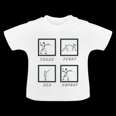 fencing - Baby T-Shirt