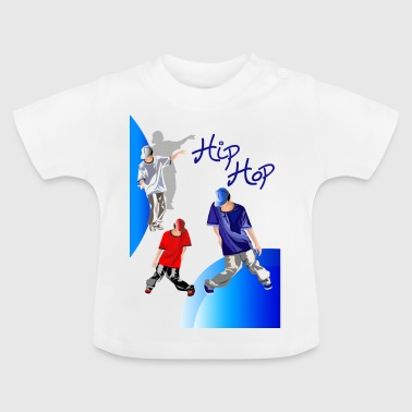 hiphop Design - Baby T-Shirt