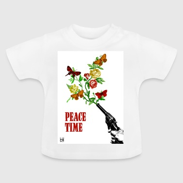Peace Time! - Camiseta bebé