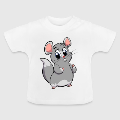 Steppi CHINCHILLA - Camiseta bebé