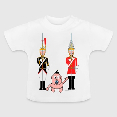 welcome baby - Baby T-Shirt