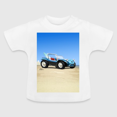 sand Buggy - Baby-T-shirt