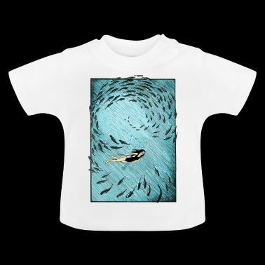 Under the water - Baby T-Shirt