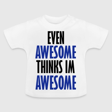 selv awesome - Baby T-shirt