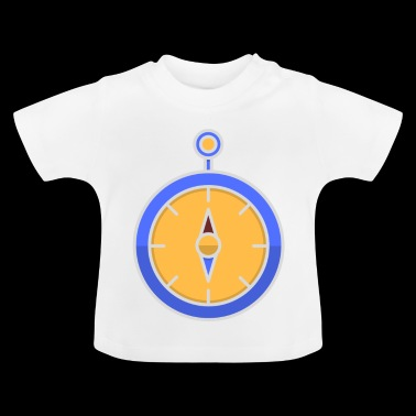 Fancy Clock Design #sa1 - Baby T-Shirt