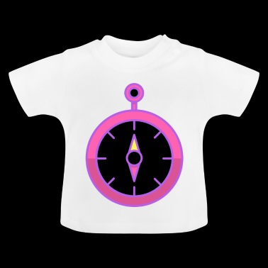 Fancy Clock Design #sa3 - Baby T-Shirt