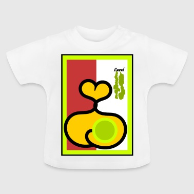 Level II - Abstract1 - Baby T-Shirt