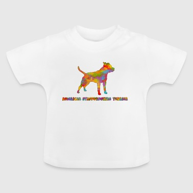 Am'staff Multicolor - Baby T-shirt