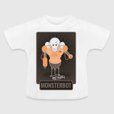Monsterbot - Baby T-Shirt