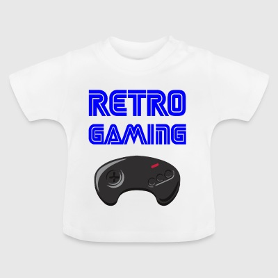Retrogaming - Baby T-Shirt