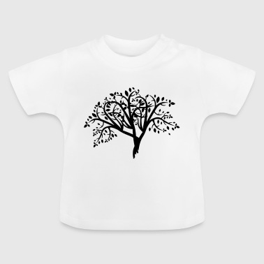 Baum Illustration - Baby T-Shirt