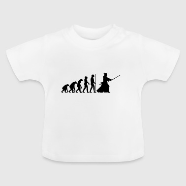 EVOLUTION SVÄRDSLEK - Baby-T-shirt