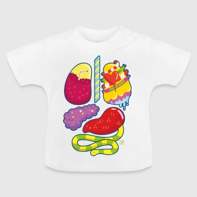 My cute human body - Baby T-Shirt