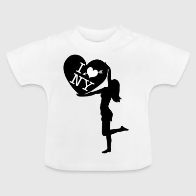 I Love New York - Baby T-shirt