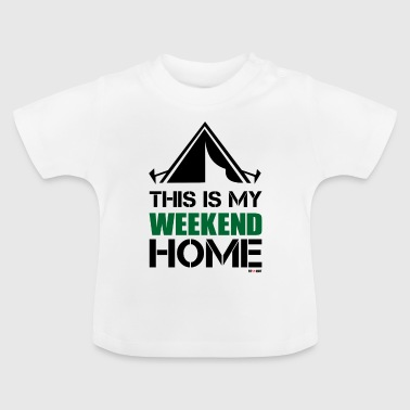 Weekend House - Baby-T-shirt