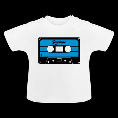 TAPE LOVE - MIXTAPE - T-shirt Bébé