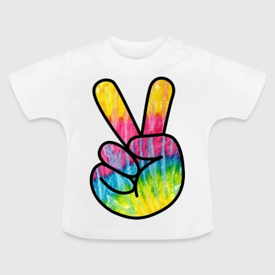 Peace Out Geck - Baby T-Shirt
