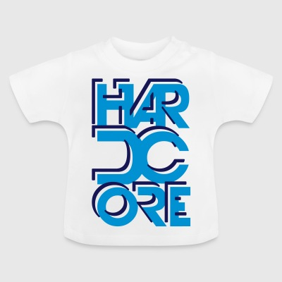 Hard Core - Camiseta bebé