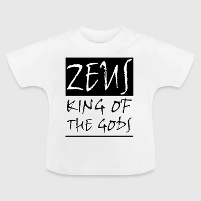 ZEUS KING OF THE GODS - Baby T-Shirt
