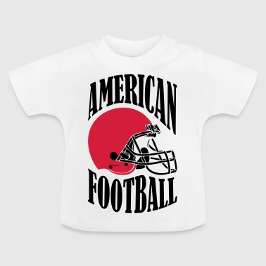 AMERICAN FOOTBALL - T-shirt Bébé