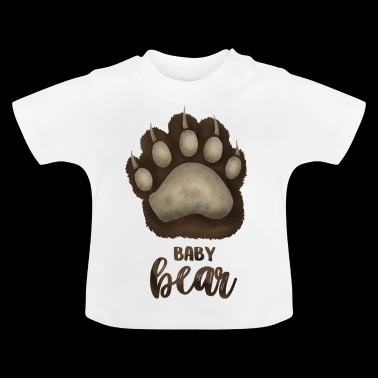 Baby Bear - for Baby Parents Partnerlook - Baby T-Shirt